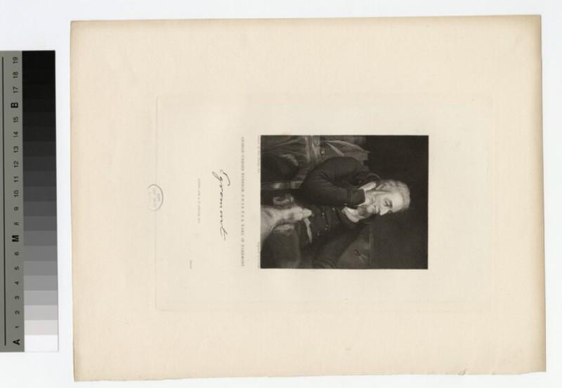 Portrait of George Wyndham, 3rd Earl of Egremont