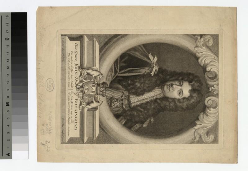 Portrait of George Villiers, 1st Duke of Buckingham (WAHP17619)