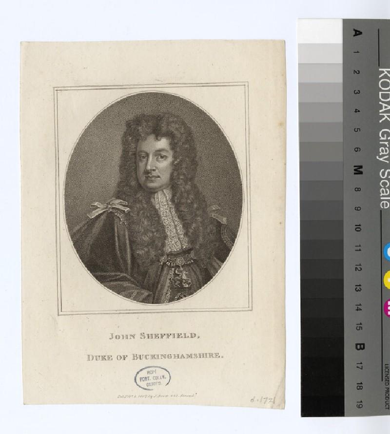 Portrait of George Villiers, 1st Duke of Buckingham (WAHP17623)