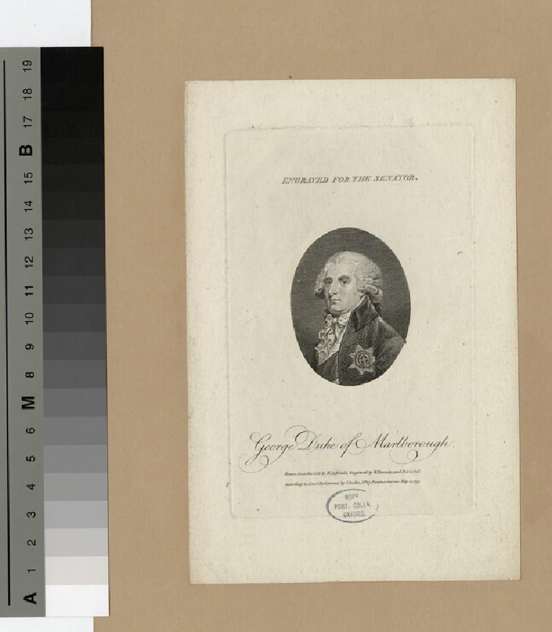Marlborough, 3rd Duke (WAHP17677)