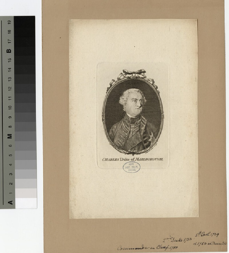 Marlborough, 2nd Duke (WAHP17678.2)