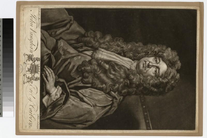 Portrait of Earl Carbery