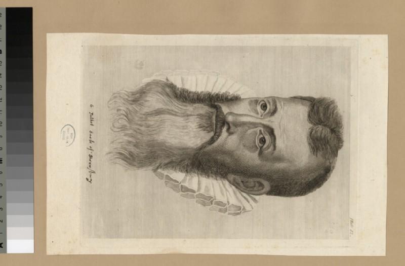 Portrait of Earl Shrewsbury