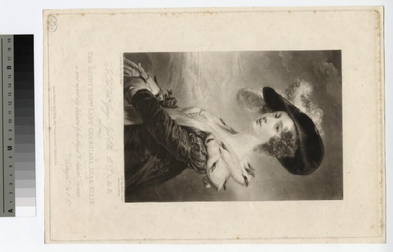Portrait of Lady G. Agar Ellis