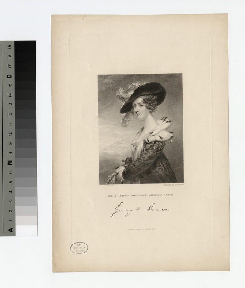 Agar Ellis, Lady G