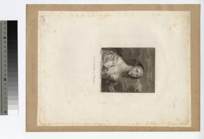 York, Duchess (Anne Hyde)