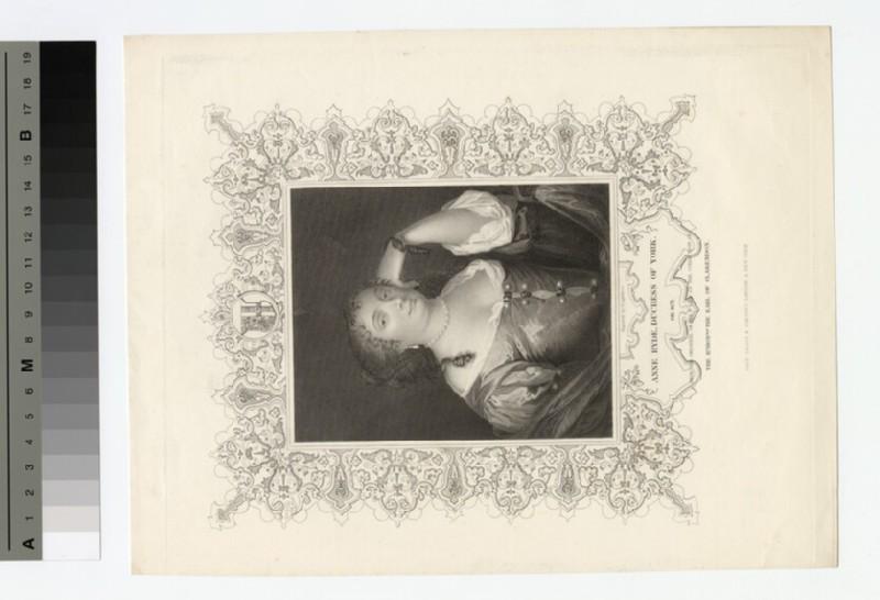 Portrait of Duchess York (WAHP18077)