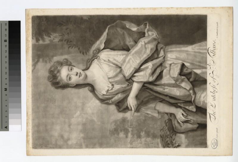 Portrait of Duchess St Albans