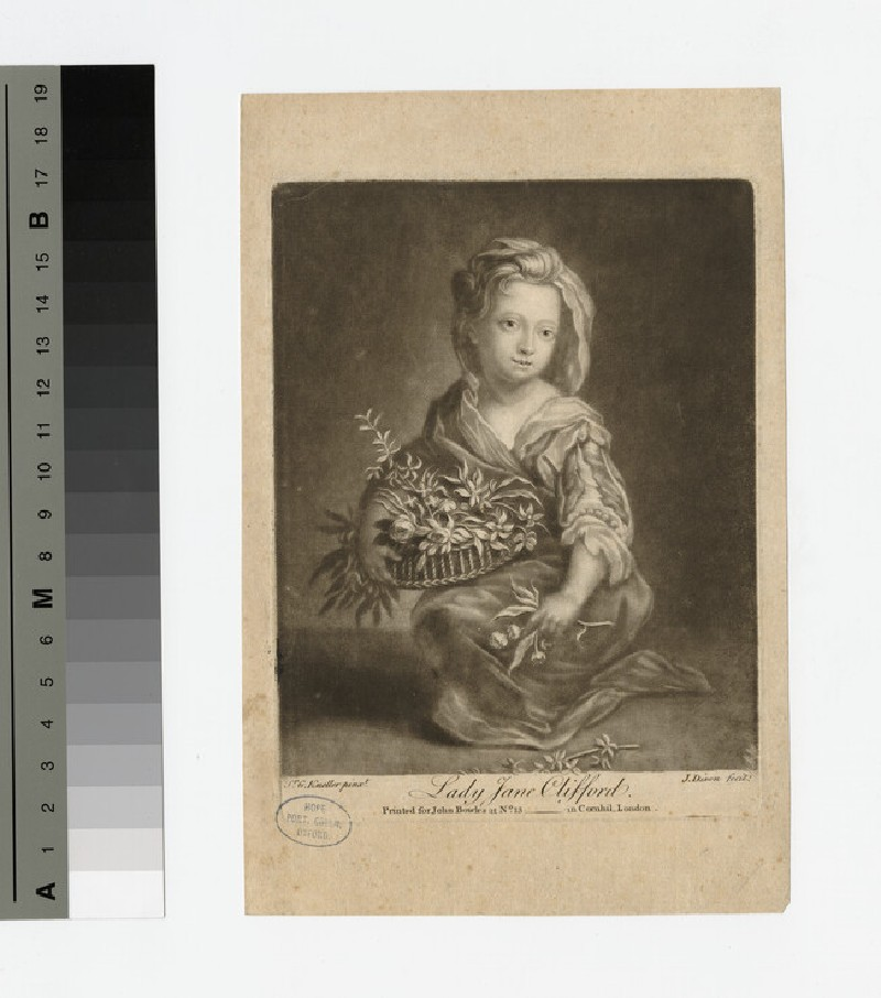 Clifford, Lady Jane