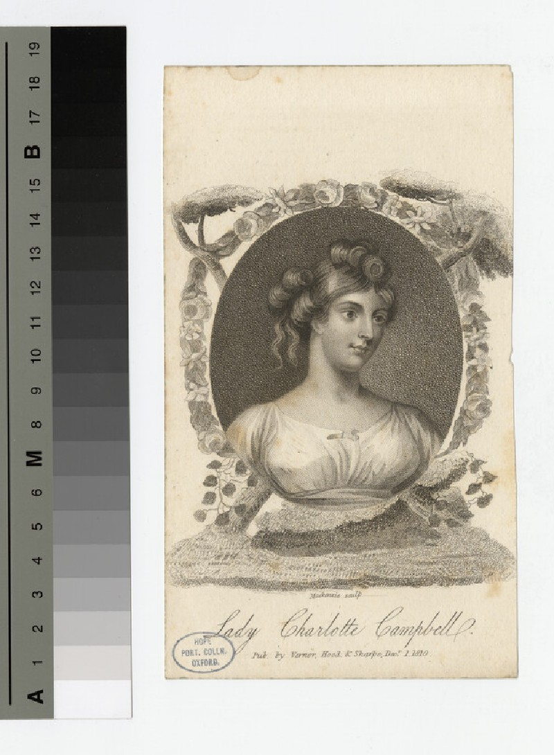Portrait of Lady C. Campbell (WAHP18197)