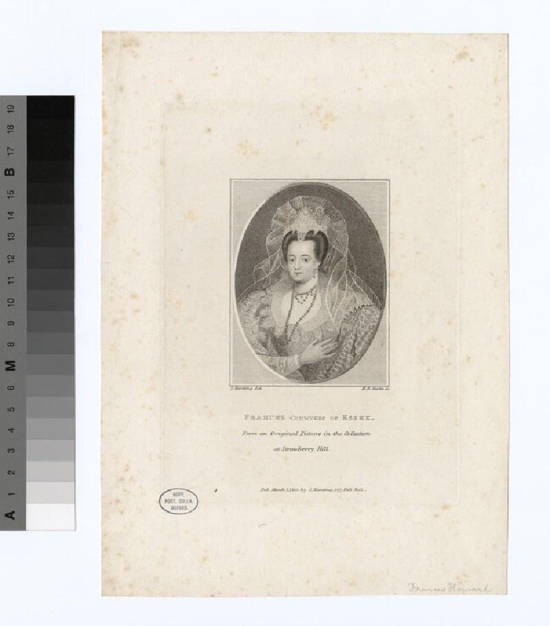 Portrait of Countess Essex