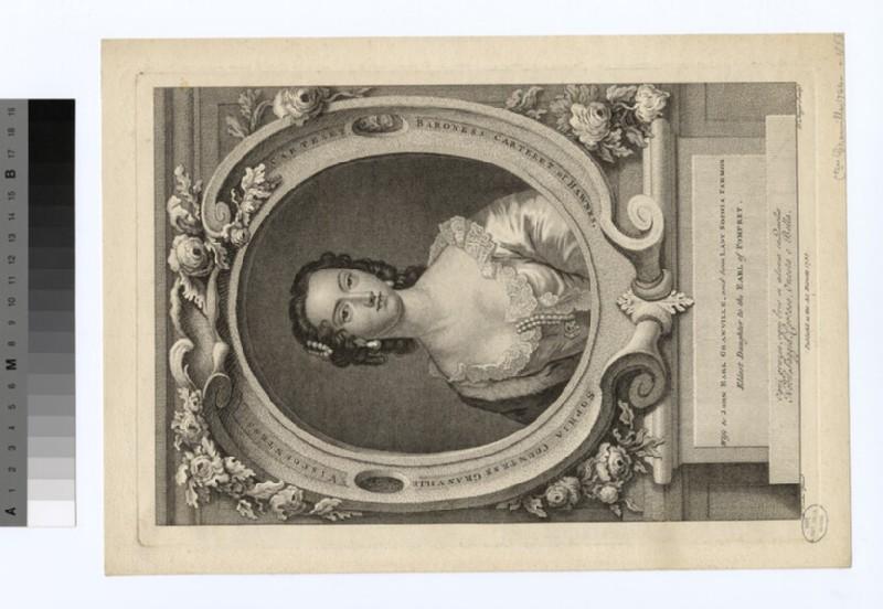 Portrait of Countess Granville