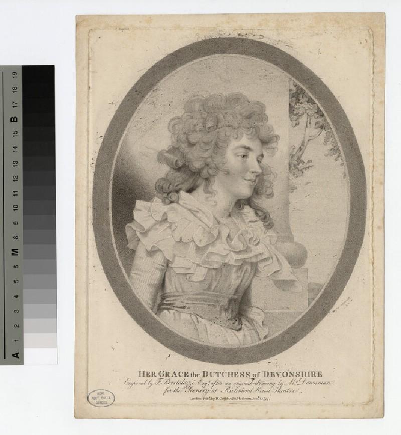 Duchess of Devonshire (WAHP18243.2)