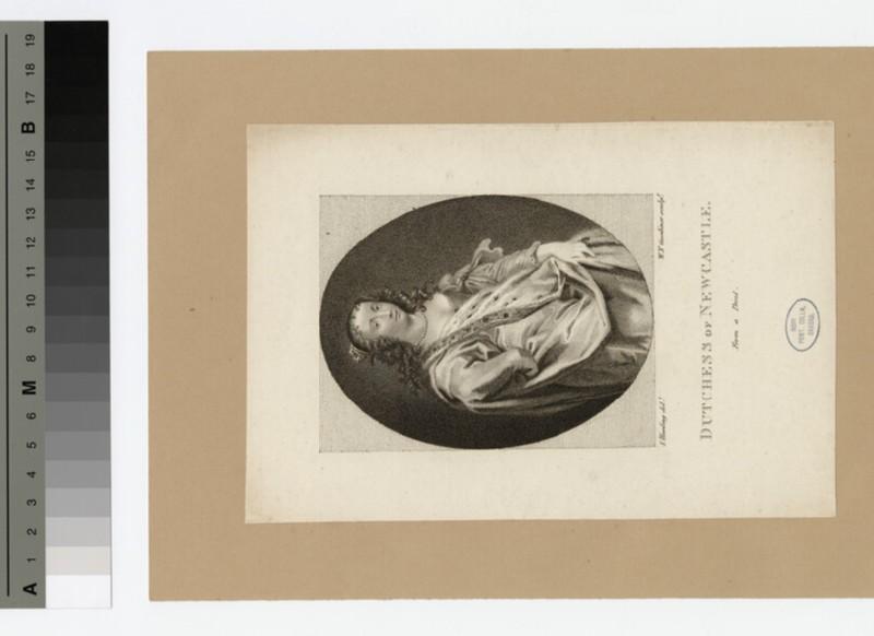Portrait of Duchess Newcastle (WAHP18258)