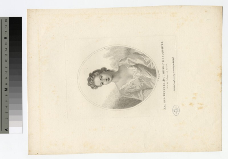 Devonshire, Duchess (WAHP18266.2)