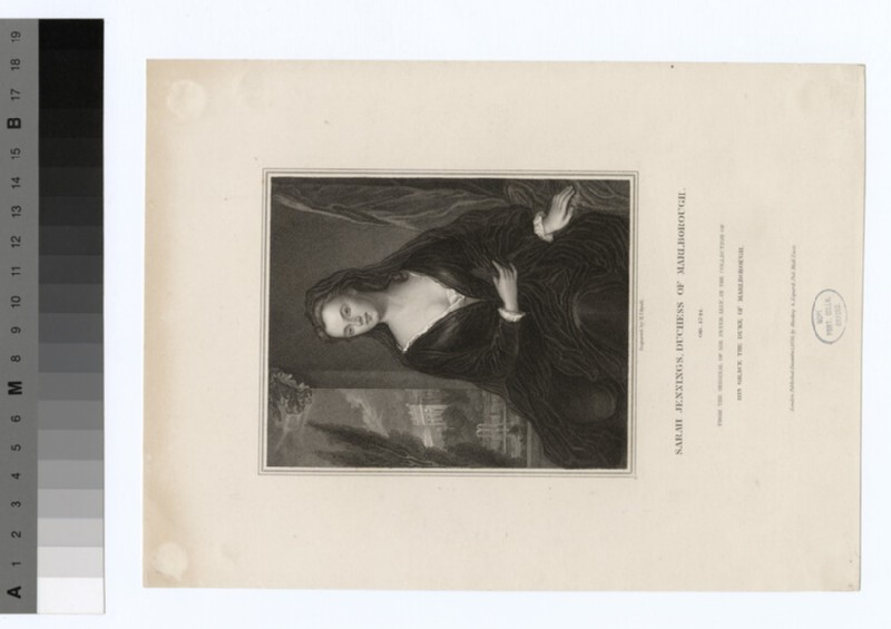 Marlborough, Duchess (WAHP18295.1)