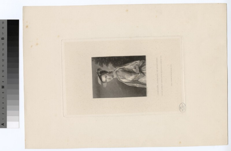 Portrait of Countess Aylesbury (WAHP18320)