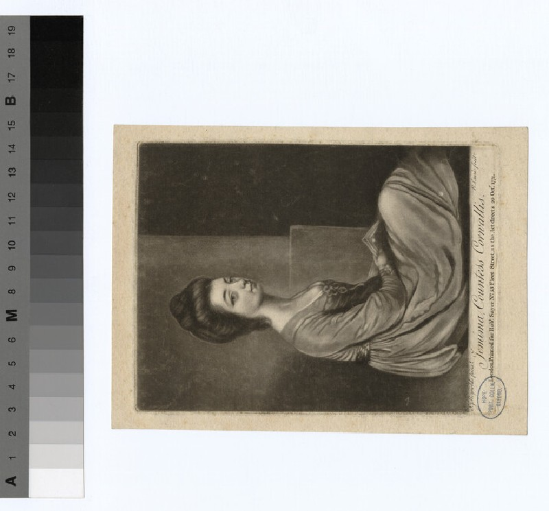 Portrait of Countess Cornwallis