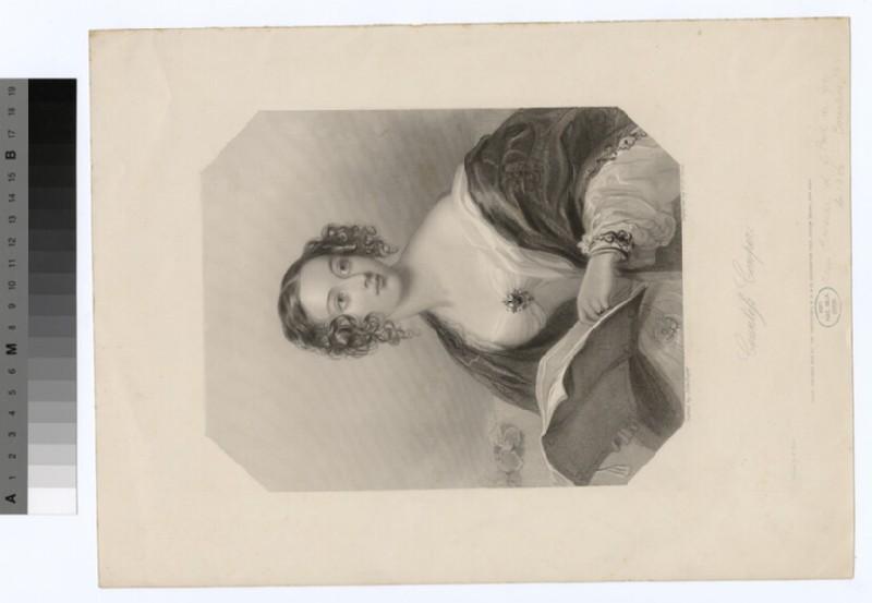 Portrait of Cowper