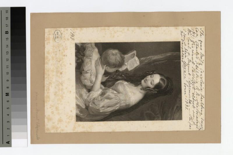 Portrait of VisCountess Valletort