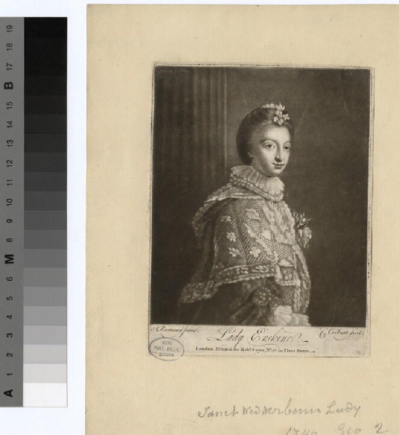 Portrait of Lady Erskine