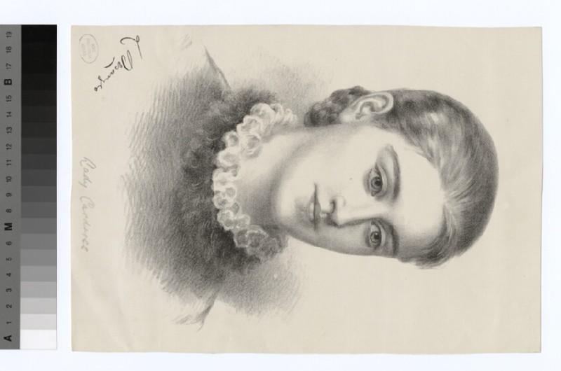 Portrait of Lady Cardross