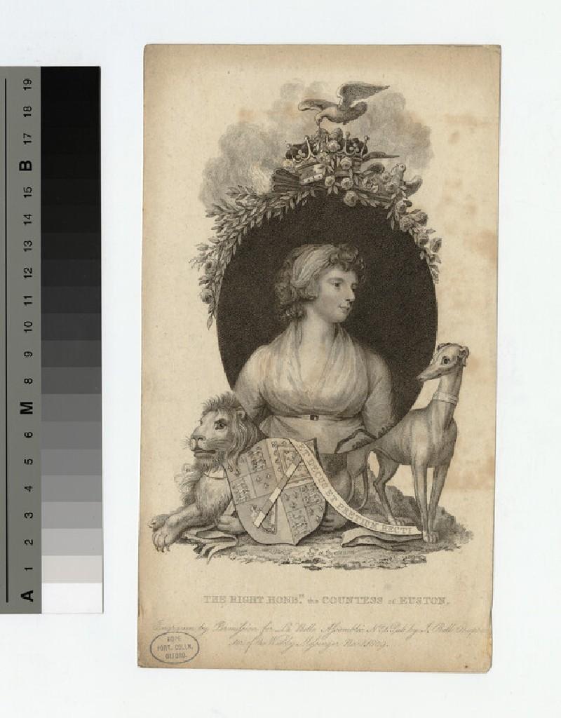 Portrait of Countess Euston