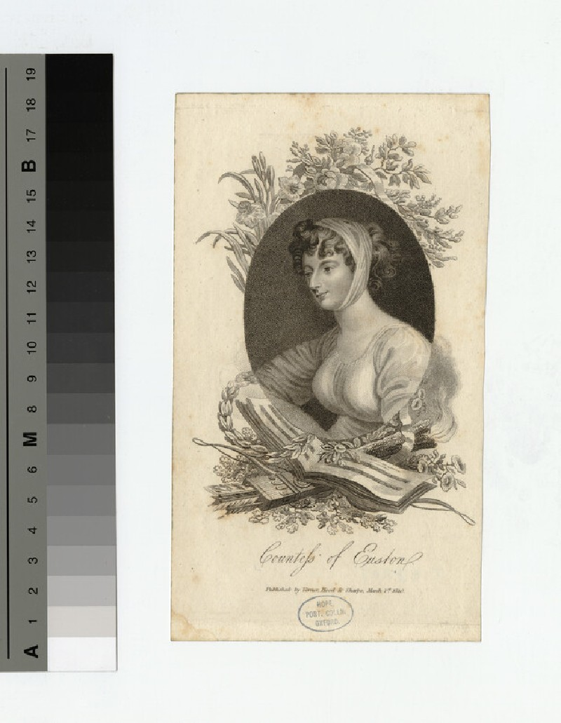 Portrait of Countess Euston (WAHP18437)
