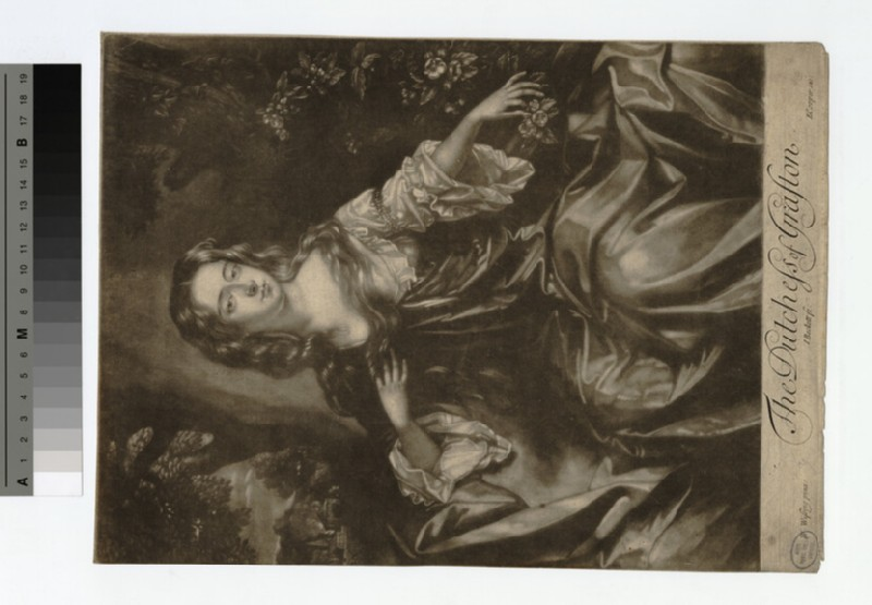 Portrait of the Duchess of Grafton