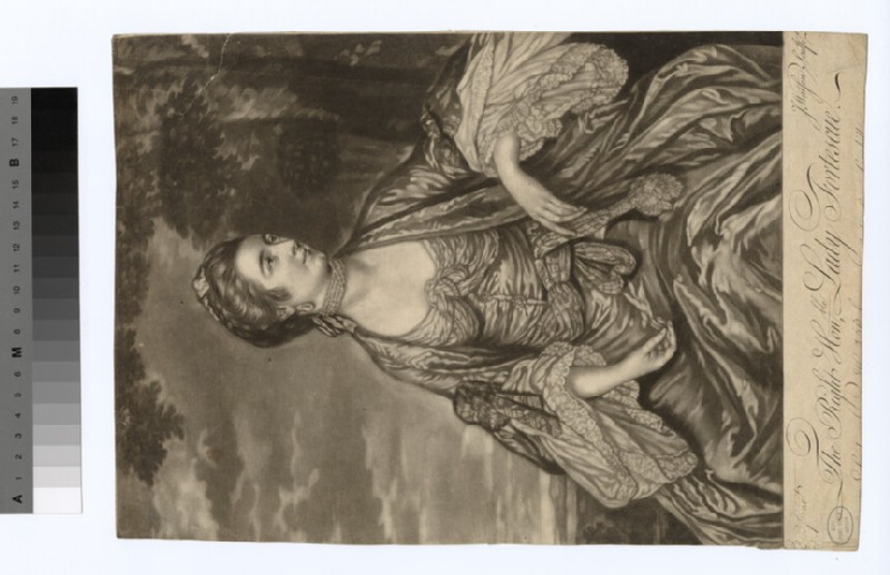 Rt Hon. Lady Fortescue (WAHP18457.2)