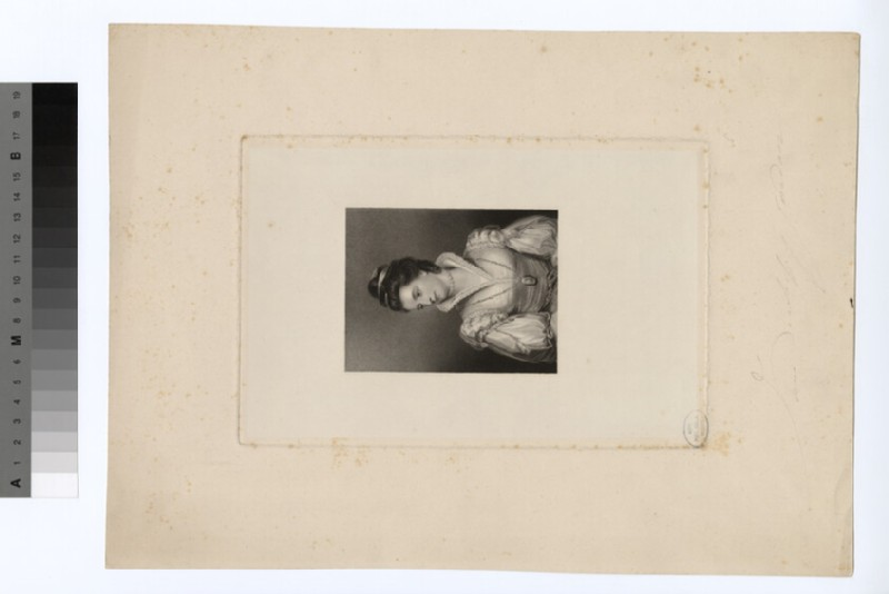 Portrait of Jane Maxwell, Duchess of Gordon