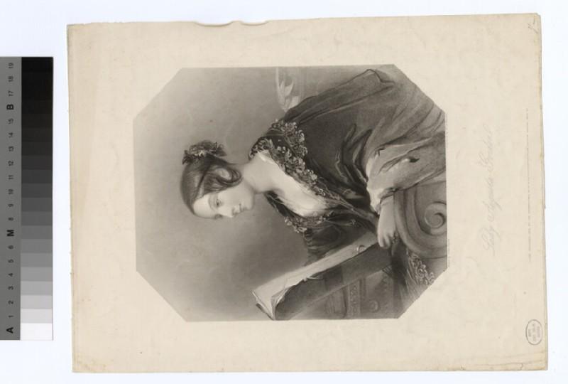 Portrait of Lady Augusta Gordon
