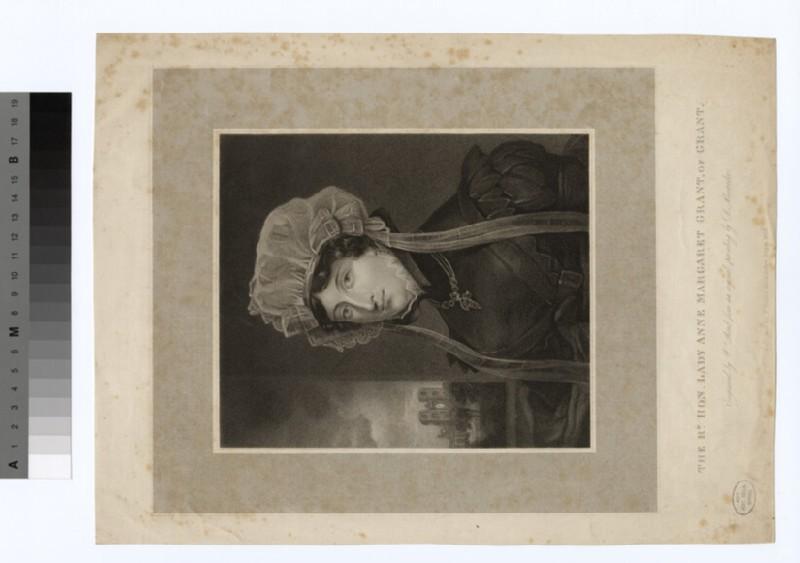 Portrait of Lagy A. M. Grant (WAHP18489)