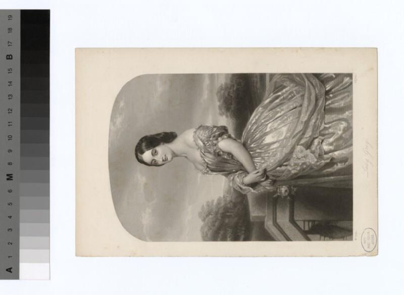 Portrait of Lady Grey