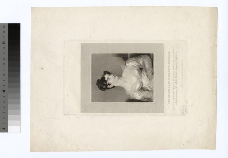 Portrait of Lady E. Belgrave