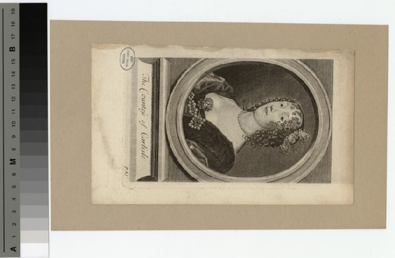 Portrait of Countess Carlisle (WAHP18537)