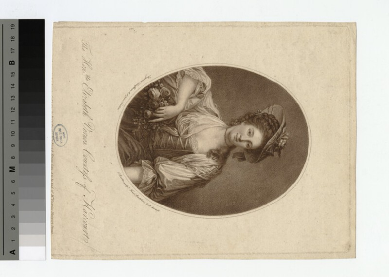 Portrait of Countess Harcourt (WAHP18549)