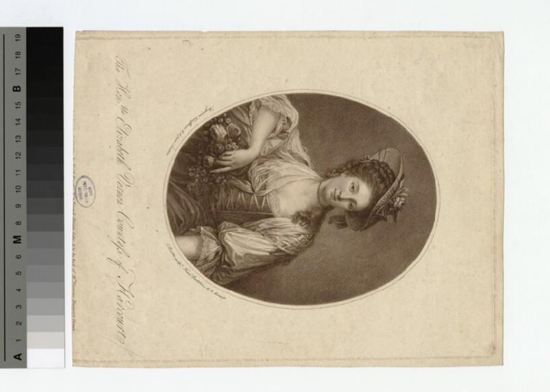 Portrait of Countess Harcourt