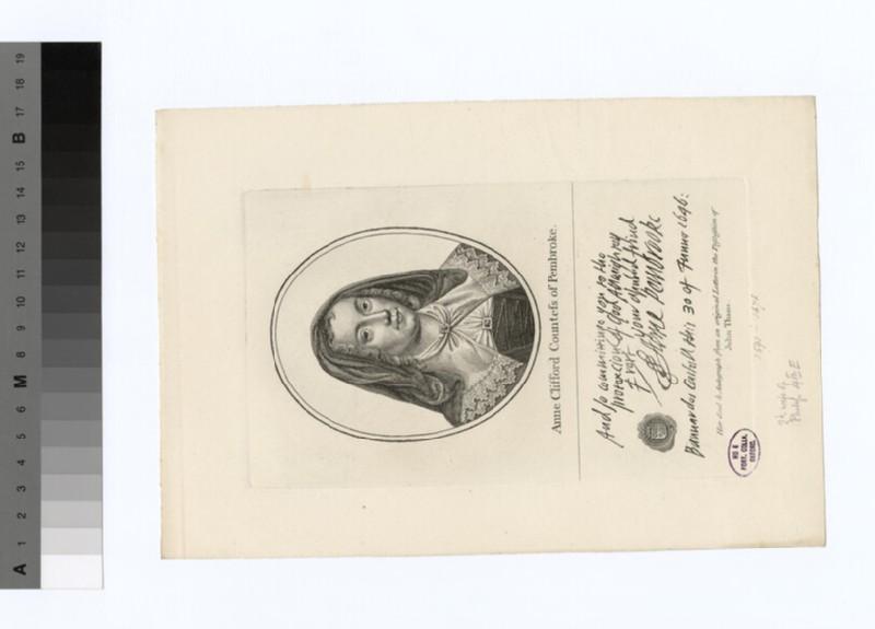 Pembroke, Countess (Clifford) (WAHP18591.1)