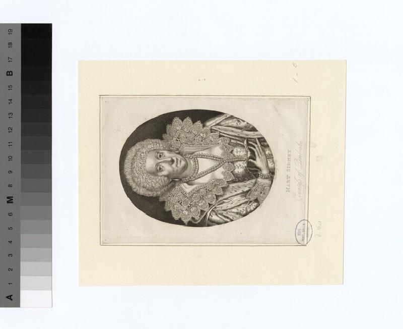 Portrait of Countess Pembroke