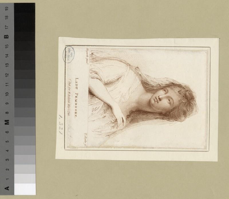Portrait of Countess (Fitzwilliam) Pembroke