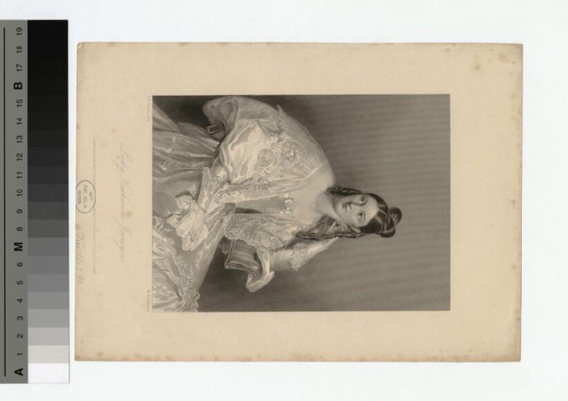 Portrait of Lady Katherine Jermyn (WAHP18608)