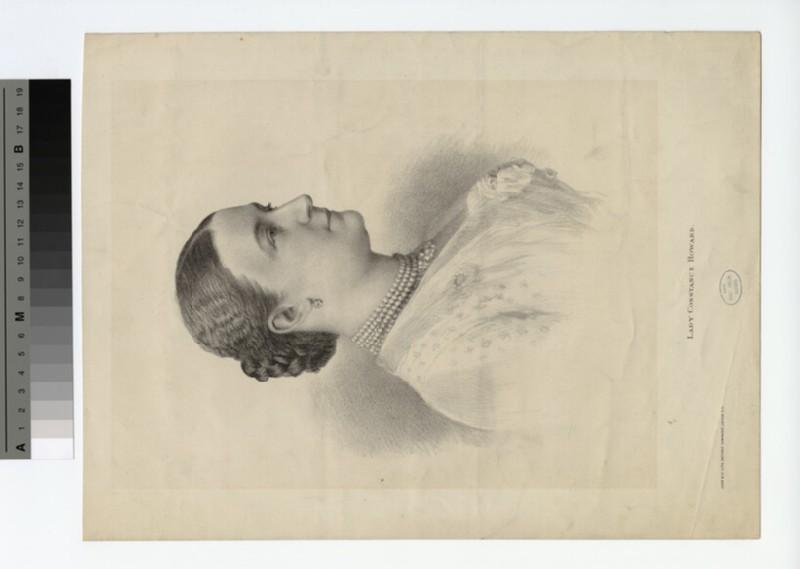 Portrait of Lady Constance Howard