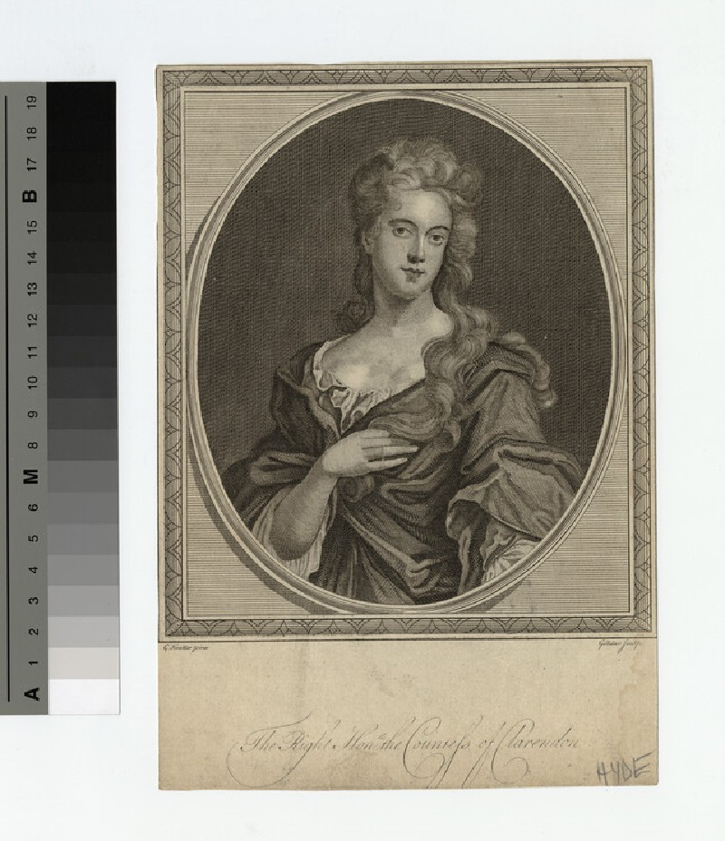 Portrait of Countess Clarendon