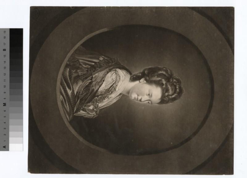 Portrait of Marchioness Lothian
