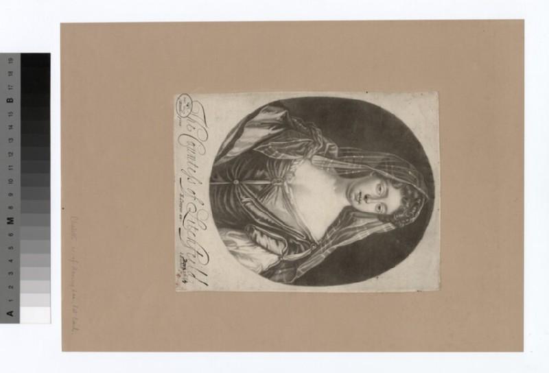 Portrait of Countess Litchfield