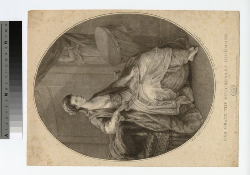 Portrait of the Duchess of Richmond