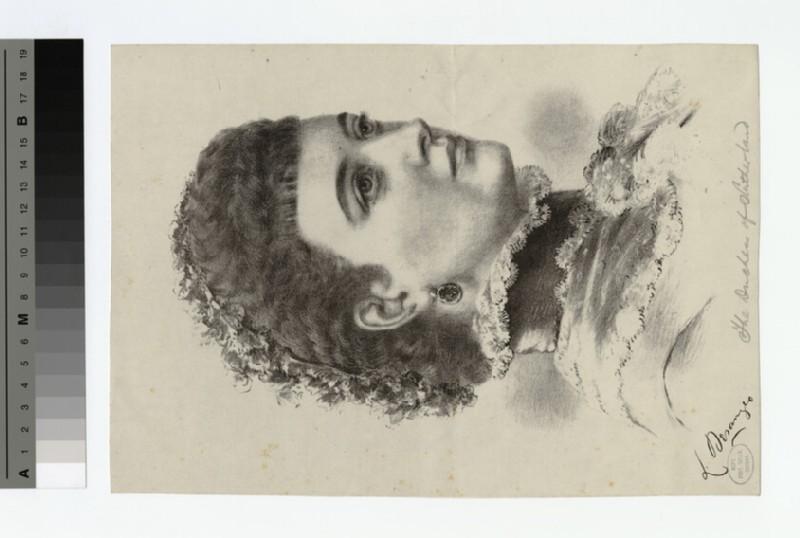 Portrait of Duchess Sutherland