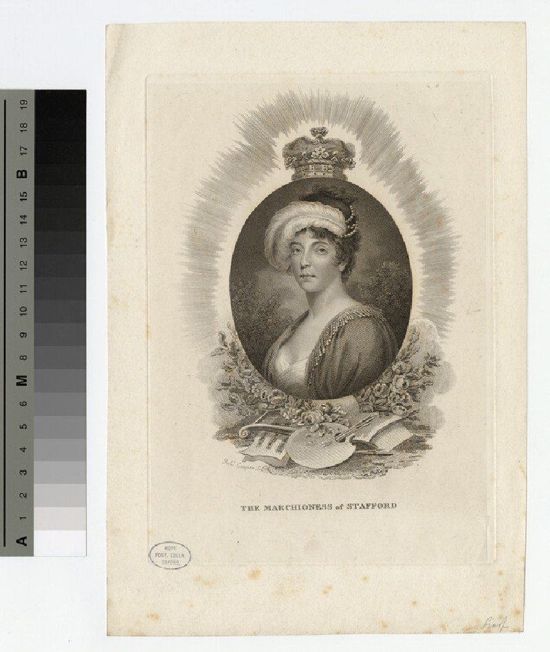 Stafford, Marchioness (WAHP18723.2)
