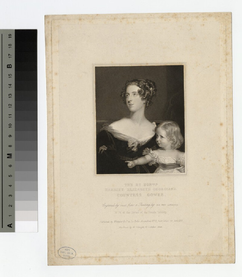Gower, Countess (WAHP18724.1)